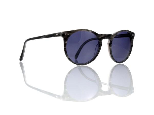 Lesca Lunetier Mod. P 9 Sonne Col. 2 Größe 50-22 - 145 mm Kunststoff blaugrau 85%