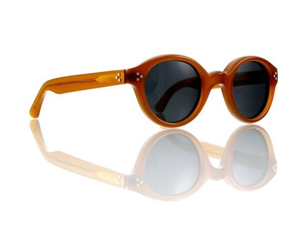 Lesca Lunetier • La Corb's • Sonnenbrille • Col. 0030 • Kunststoff - grau 85%