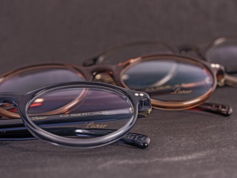 44e41d484fe Blickpunkt-Brillen • Online-Shop • Marken • Brillen • Fassungen • Marke •  Hersteller • Lunor • Kollektion • Linie • Acetat • A10 • Lunor Eyewear ...