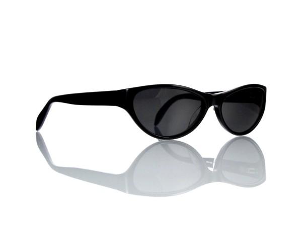 "Lesca Lunetier Mod. P 50 ""Original Vintage"" Col.100 grau ~85% Kunststoff"