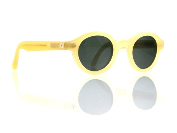 Lesca Lunetier • La Corb's • Sonnenbrille • Col. 17 • Kunststoff - graugrün 85%