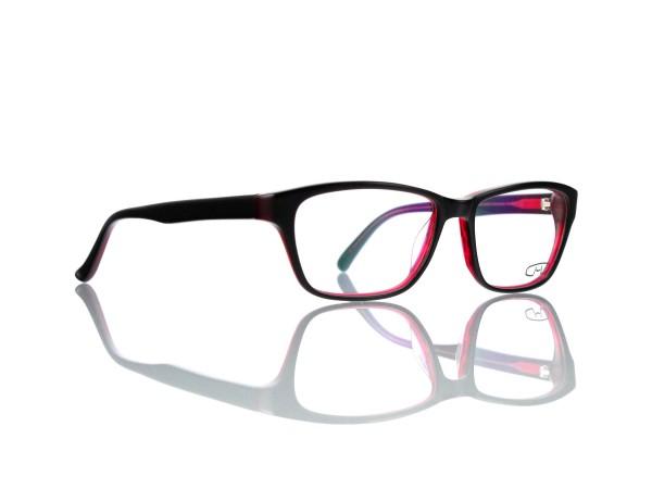 FreudenHaus Eyewear Vol. 4.24 black/red Größe 53-15 Bügellänge 135 mm