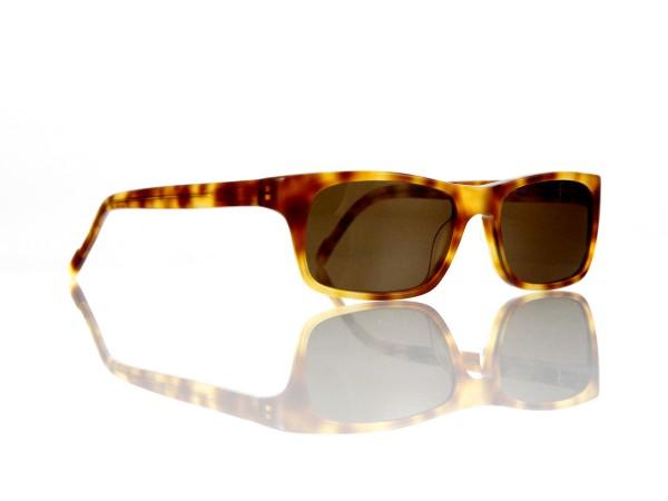 """Lesca Lunetier Mod. Sunny Sonne """"Original Vintage"""" Col. 053 braun 85% Kunststoff"""