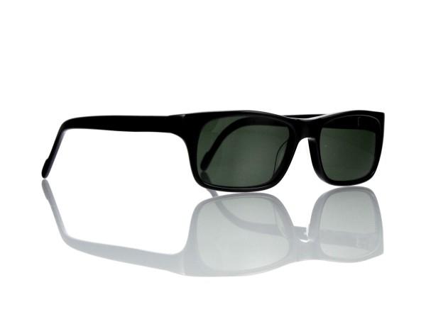 """Lesca Lunetier Mod. Sunny Sonne """"Original Vintage"""" Col. 100 grau grün G15 85%"""