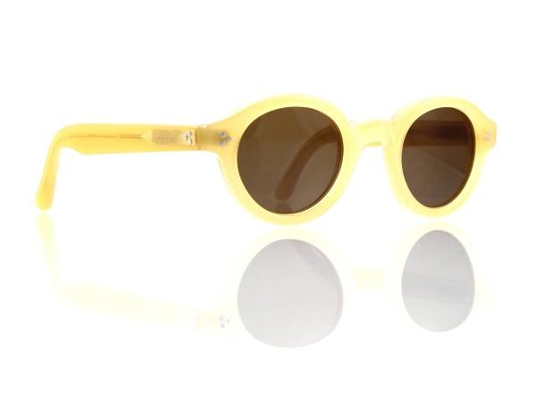 Lesca Lunetier • La Corb's • Sonnenbrille • Col. 17 • Kunststoff braun 85%