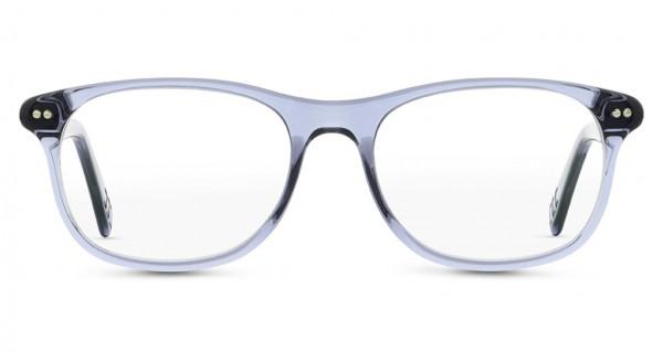 Lunor Mod. Acetat A10 352 Col. 32 Vintage Blau Größe 52-17 mit einer Bügellänge von 145 mm