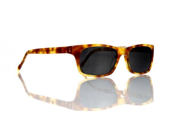 """Lesca Lunetier Mod. Sunny Sonne """"Original Vintage"""" Col. 053 grau 85% Kunststoff"""