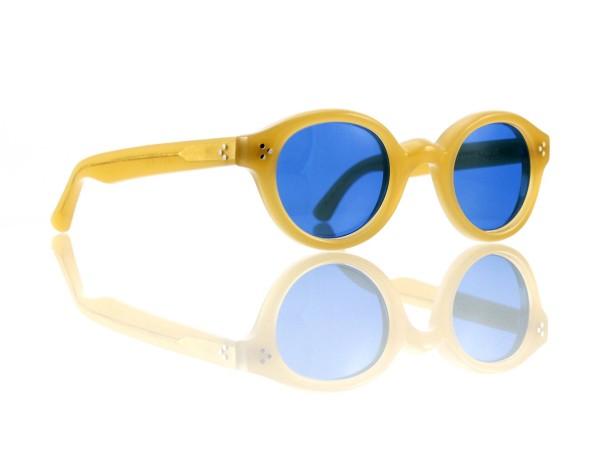 Lesca Lunetier • La Corb's • Sonnenbrille • Col. 17 • Kunststoff blau 70%