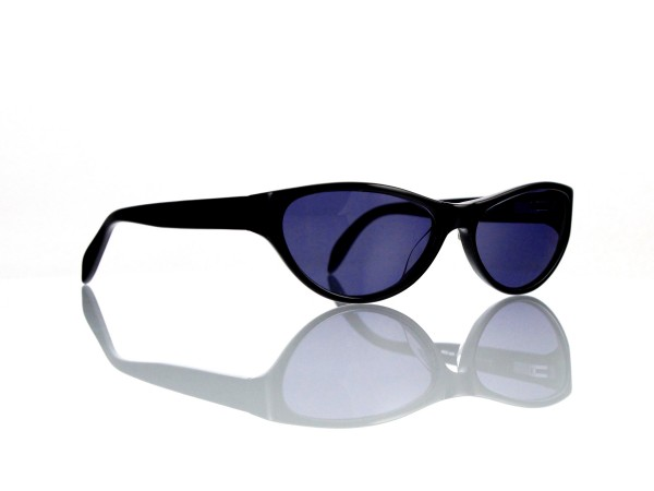 "Lesca Lunetier Mod. P 50 ""Original Vintage"" Col.100 grau blau ~85% Kunststoff"