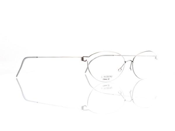 AIR Titanium Rim Mod. Vibeke 52-15 135 Col. P10 titan grau glänzend poliert
