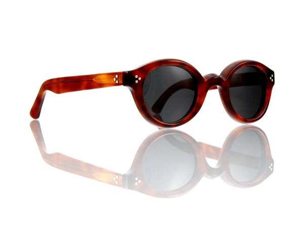 Lesca Lunetier • La Corb's • Sonnenbrille • Col. 053 • Kunststoff - grau 85%
