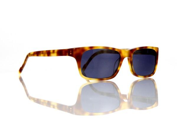 """Lesca Lunetier Mod. Sunny Sonne """"Original Vintage"""" Col. 053 graublau 85% Kunststoff"""