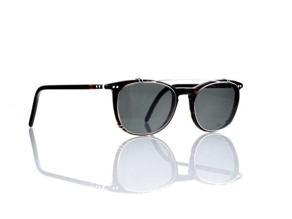 Lunor • CLIP-ON 234 • AG • Sonnen-Schutz-Clip-On aus Edelstahl 100% UV Schutz • Filterkategorie 3