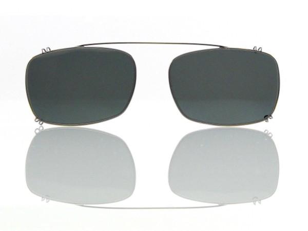 Lunor • CLIP-ON 232 • AG • Sonnen-Schutz-Clip-On aus Edelstahl 100% UV Schutz • Filterkategorie 3