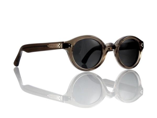 Lesca Lunetier • La Corb's • Sonnenbrille • Col. Grey • Kunststoff grau 85%