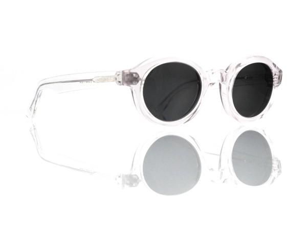 Lesca Lunetier • La Corb's • Sonnenbrille • Col. Crystal • Kunststoff grau 85%