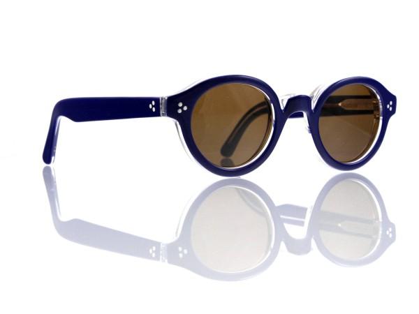 Lesca Lunetier • La Corb's • Sonnenbrille • Col. 20108 • Kunststoff braun 85%