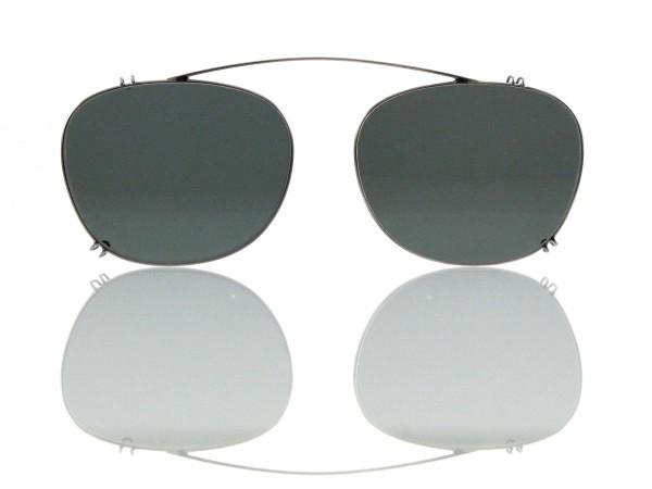 Lunor • CLIP-ON 234 • AS • Sonnen-Schutz-Clip-On aus Edelstahl 100% UV Schutz • Filterkategorie 3