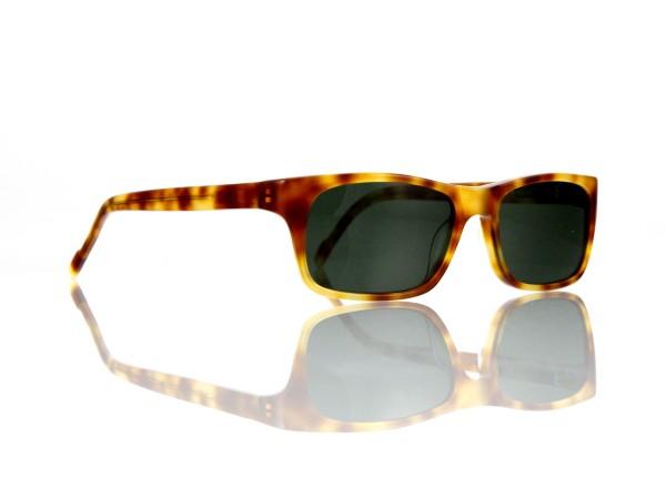 """Lesca Lunetier Mod. Sunny Sonne """"Original Vintage"""" Col. 053 graugrün G15 85% Kunststoff"""