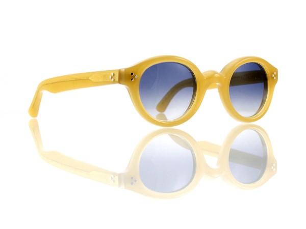 Lesca Lunetier • La Corb's • Sonnenbrille • Col. 17 • Kunststoff graublau verlauf ~80-20%