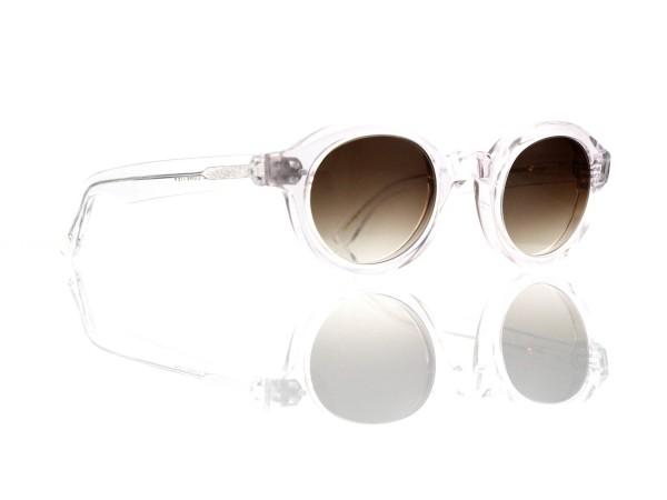 Lesca Lunetier • La Corb's • Sonnenbrille • Col. Grey • Kunststoff braun verlauf ~80-20%