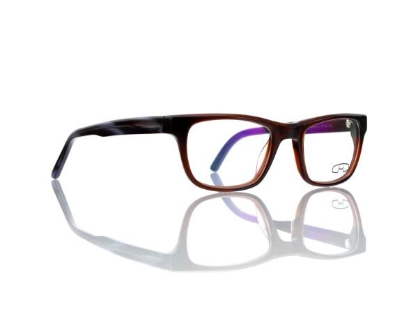 FreudenHaus Eyewear Vol. 4.12 brown-blu Größe 49-20 Bügellänge 140 mm