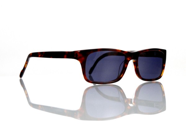 "Lesca Lunetier Mod. Sunny Sonne ""Original Vintage"" Col. 424 grau blau 85% Kunststoff"