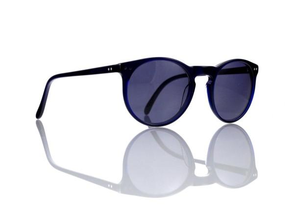 Lesca Lunetier Mod. P 9 Sonne Col. 1 Größe 50-22 - 145 mm Kunststoff blaugrau 85%