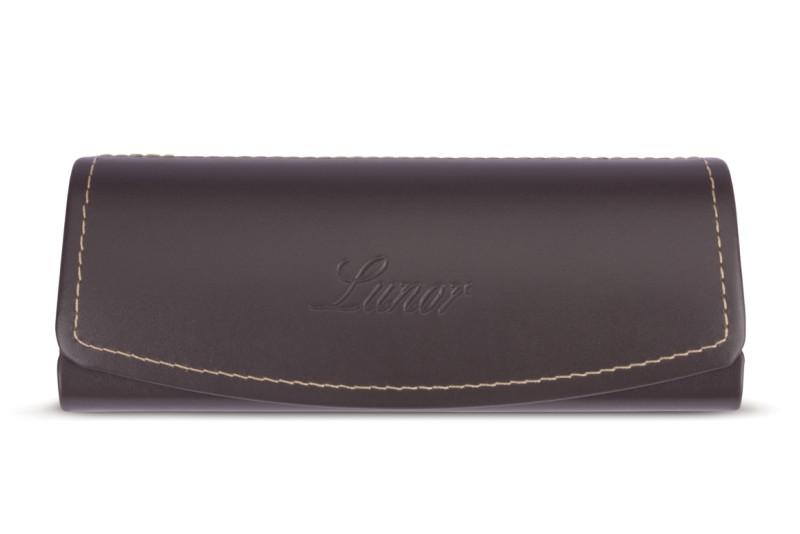 7889a3596f6 Blickpunkt-Brillen • Online-Shop • Marken • Brillen • Fassungen • Marke •  Hersteller • Lunor • Kollektion • Linie • Etui   10004 • Leder • Lunor  Eyewear ...