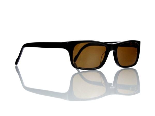 """Lesca Lunetier Mod. Sunny Sonne """"Original Vintage"""" Col. 100 braun 85% Kunststoff"""