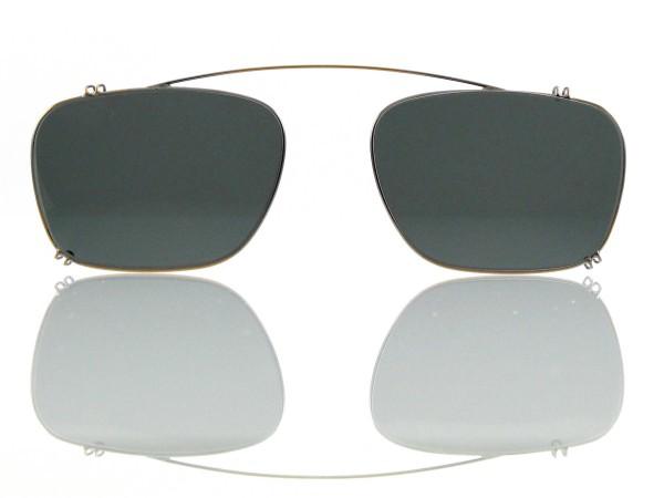 Lunor • CLIP-ON 250 • AG • Sonnen-Schutz-Clip-On aus Edelstahl 100% UV Schutz • Filterkategorie 3