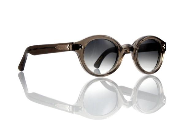 Lesca Lunetier • La Corb's • Sonnenbrille • Col. Grey • Kunststoff grau verlauf ~80-20%