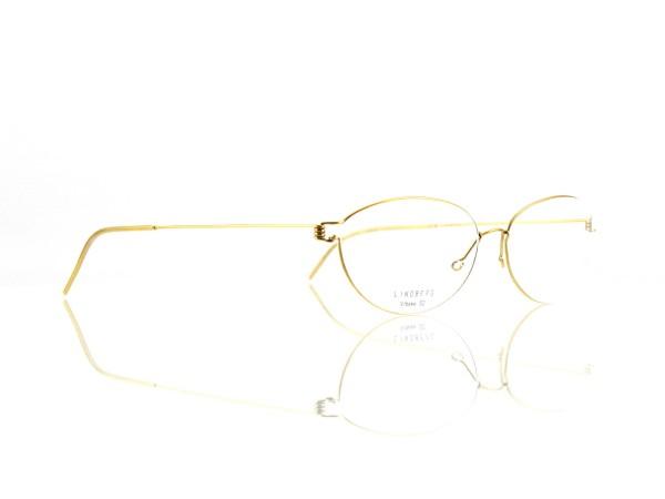 AIR Titanium Rim Mod. Vibeke 52-15 135 Col. PGT titan gold glänzend poliert