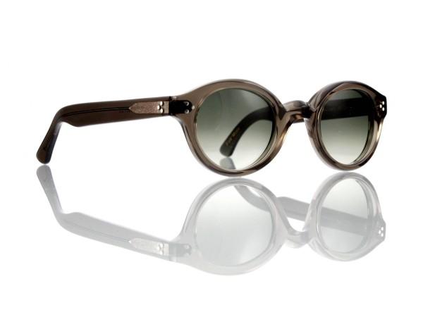 Lesca Lunetier • La Corb's • Sonnenbrille • Col. Grey • Kunststoff graugrün verlauf ~80-20%