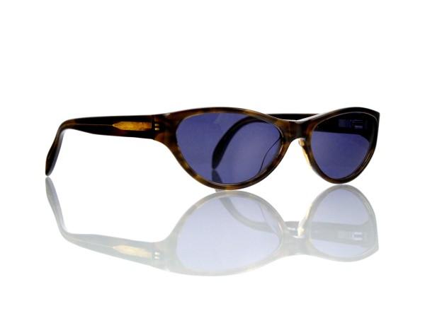 "Lesca Lunetier Mod. P 50 ""Original Vintage"" Col.032 grau blau ~85% Kunststoff"