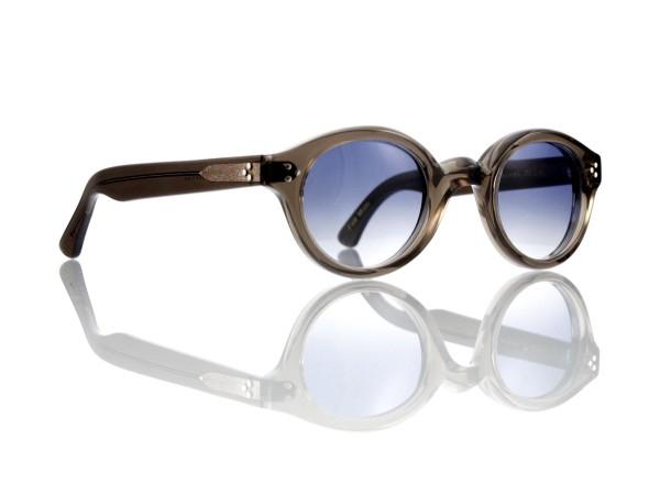 Lesca Lunetier • La Corb's • Sonnenbrille • Col. Grey • Kunststoff blaugrau verlauf ~80-20%