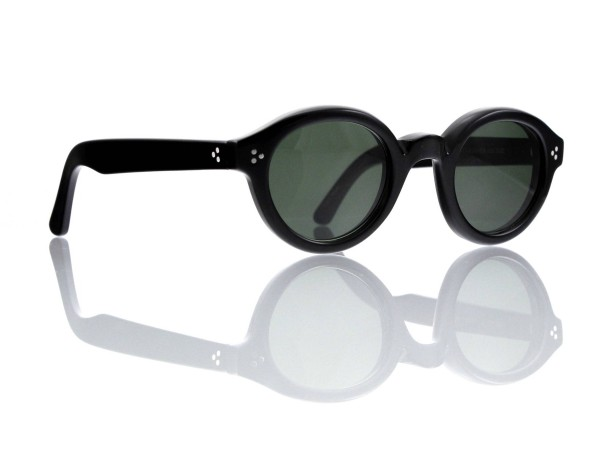 Lesca Lunetier • La Corb's • Sonnenbrille • Col. 100 • Kunststoff graugrün 85%