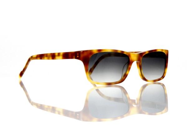 "Lesca Lunetier Mod. Sunny Sonne ""Original Vintage"" Col. 053 grau verlauf Kunststoff"