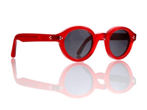 Lesca Lunetier • La Corb's • Sonnenbrille • Col. 0156 • Kunststoff grau 85%