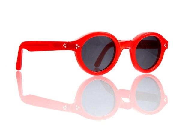 Lesca Lunetier • La Corb's • Sonnenbrille • Col. 218 • Kunststoff grau 85%