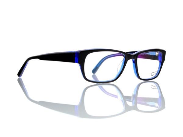 FreudenHaus Eyewear Vol. 4.22 black/blue Größe 51-17 Bügellänge 145 mm