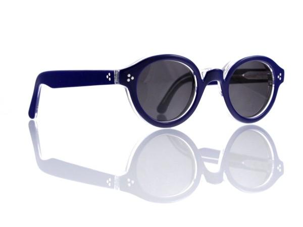 Lesca Lunetier • La Corb's • Sonnenbrille • Col. 20108 • Kunststoff grau 85%