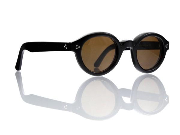 Lesca Lunetier • La Corb's • Sonnenbrille • Col. 100 • Kunststoff braun 85%