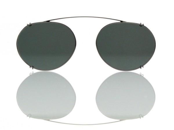 Lunor • CLIP-ON 226 • AG • Sonnen-Schutz-Clip-On aus Edelstahl 100% UV Schutz • Filterkategorie 3