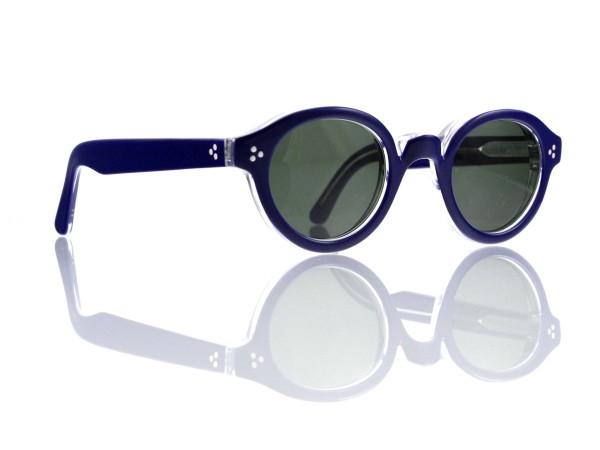 Lesca Lunetier • La Corb's • Sonnenbrille • Col. 20108 • Kunststoff graugrün 85%