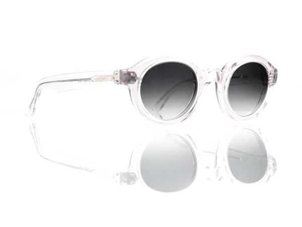 Lesca Lunetier • La Corb's • Sonnenbrille • Col. Crystal • Kunststoff grau verlauf ~80-20%